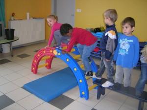 Activités physiques MS 2