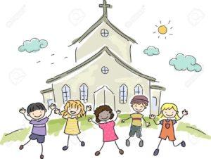 Messe des familles – Ecole Sainte Anne Saint Michel Mont Mercure